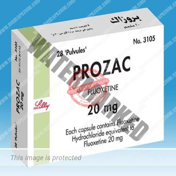 prozac anxiety medication